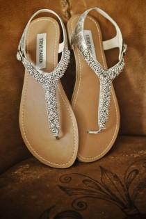 wedding photo - Steve Madden Summer Sandals!