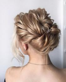 wedding photo - 92 Drop-Dead Gorgeous Wedding Hairstyles For Every Bride To Be