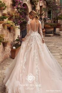 "wedding photo - Naviblue 2019 Wedding Dresses – ""Dolly"" Collection"