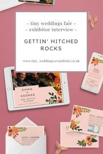 wedding photo - Fair Exhibitor – Gettin' Hitched Rocks
