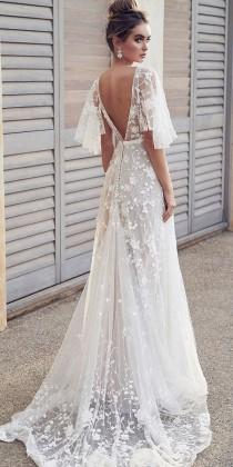 wedding photo - 18 Rustic Lace Wedding Dresses For Different Tastes Of Brides