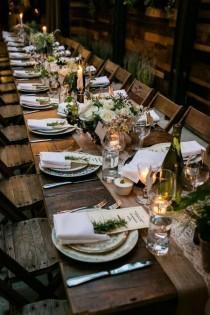 wedding photo - 34 Enchanting Woodland Wedding Ideas That Inspire - Page 4 Of 4