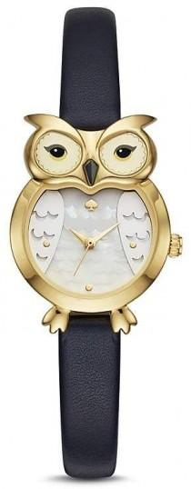 wedding photo - Kate Spade New York, Owl Watch, 26mm