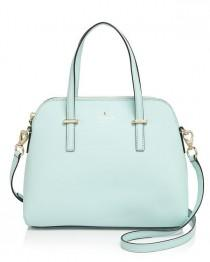 wedding photo - Kate Spade, Cedar Street Maise Satchel In Ballet Slipper, $300 Via Bloomingdales (also In Cream!!)