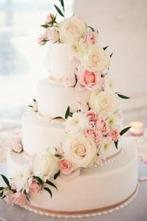 wedding photo - 48 Awesome Wedding Cake Ideas Be Make Happy Wedding
