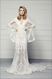 wedding photo - 187 Ideas For Spring Wedding Dresses 2017 (101)
