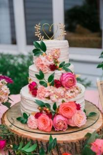 wedding photo - Beautiful And Delicious Wedding Cakes Inspirations For Perfect Wedding Https://montenr.com/beautiful-and-delicious-wedding-cakes-inspirations-for-p…