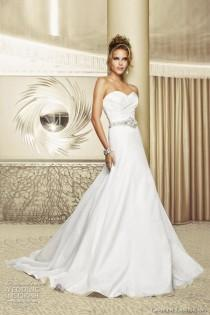 wedding photo - Caroline Castigliano Wedding Dresses — The Oscar Collection