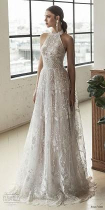 wedding photo - 40 A Line Wedding Dresses Collections For 2019