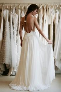 wedding photo - My Bridal Fashion Guide To Simple Wedding Dresses » NYC Wedding Photography Blog