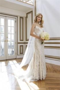 wedding photo - Wedding Dresses By Justin Alexander