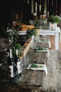 wedding photo - French Farm Inspired Photo Shoot From Kristyn Hogan   Cedarwood Weddings
