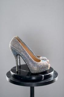 wedding photo - Carats & Cake: Gucci Shoes