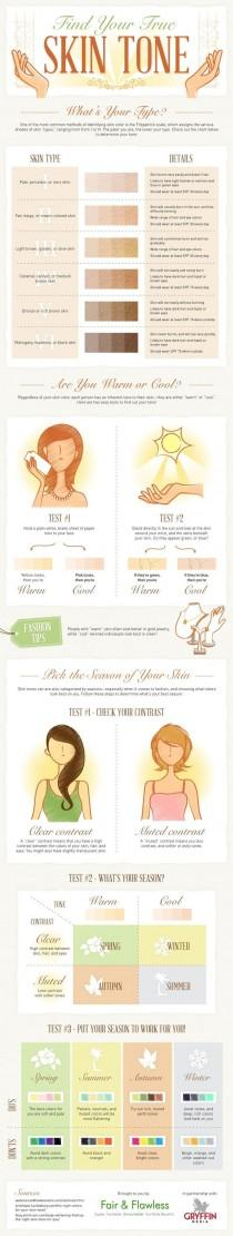 wedding photo - How To Determine Your Skin Tone Once And For All