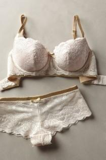 wedding photo - Elle Macpherson Intimates Cloud Culotte - Anthropologie.com