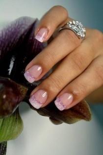 wedding photo - They Really Look Purple Like The Flower     !