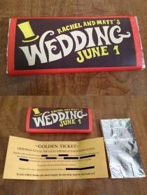 wedding photo - 24 Adorably Geeky Wedding Invitations