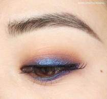wedding photo - Last Weekend's Eye Look: Anodized Titanium Look (Makeup Withdrawal)