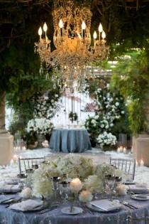 wedding photo - Chandeliers And Outdoor Weddings - Part 2