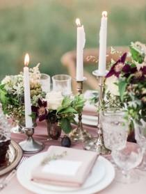 wedding photo - Frosted Lavender – Winter Purple And Berry Wedding Inspiration