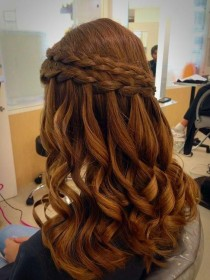 wedding photo - Are You Looking For Straight Hairstyles Curly Hairstyles Wavy Hairstyles Layers Hairstyles For New Years? See …