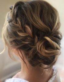 wedding photo - Side Braid