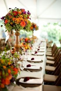 wedding photo - Summer Murray Hill Wedding From Holly Heider Chapple Flowers