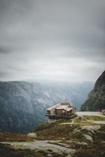 wedding photo - Kjerag