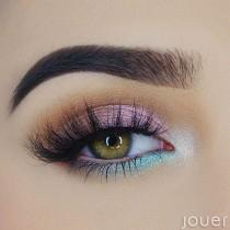"wedding photo - 1,983 Likes, 58 Comments - Jouer Cosmetics (@jouercosmetics) On Instagram: ""Create The Perfect Summer Eye Look With Splash, Coconut, …"