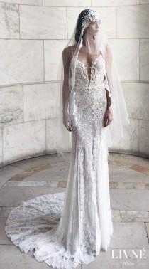 wedding photo - Slay Worthy Wedding Dresses By Livné White
