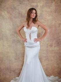 wedding photo - Bridal Style: Alina Pizzano Spring 2012 Collection Look Book