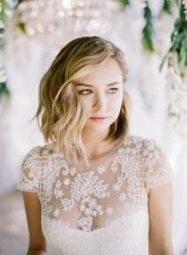 wedding photo - Citrus Wedding Inspiration With Late Afternoon