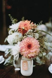 wedding photo - Travel-Inspired Wedding In The Woods Of North Bend, WA