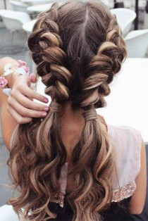 wedding photo - 15  Best Summer Hairstyles, Ideas & Looks For Girls And Women 2018, 15-Best