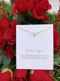wedding photo - flower girl card,flower girl,flowergirl proposal,flower girl gift,flower girl necklace,flowergirls,flower girl gift , flower girl jewelry