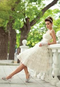 wedding photo - Wedding Wedge Shoes - Custom 250 hand dyed Colors- PB103 Women's Bridal Wedge Shoes