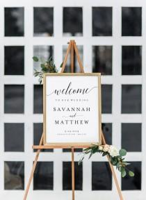 wedding photo - SALE!!! - Welcome to our Wedding Sign Template Welcome Wedding Template Welcome Wedding Sign Wedding Welcome Sign PDF Welcome Wedding