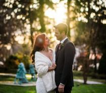 wedding photo - Faux Fur Bridal Wrap,Bridal Stole,Wedding Cover Up,Bridal Shawl,Winter Wedding,Bridal Cape,Cuddle Wrap