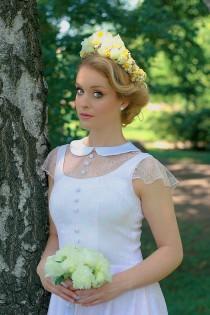 wedding photo - Rita wedding dress By TiCCi Rockabilly Clothing