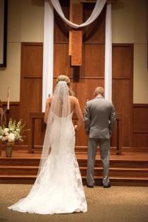 wedding photo - Wedding veils Chapel Cathedral length Single simple layer wedding bridal  veil  white, ivory or diamond abusymother etsy wedding veils