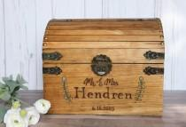 wedding photo - rustic wedding box, personalized card box, rustic wedding card box, wooden cardbox, custom wedding cardbox, wedding box