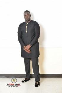 wedding photo - Le Roi d'Afrique