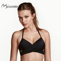 wedding photo - Sexy temptation lingerie women fashion simple gather ultra-thin breathable no trace of the cross-strap body swimsuit - Bonny YZOZO Boutique Store