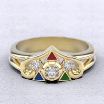 wedding photo - Legend of Zelda, Ocarina of time, geek rings, engagement ring, Breath of the wild, Princess Zelda, Zelda ring, Triforce ring, Custom made