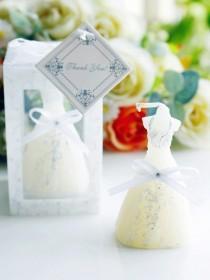 wedding photo -  شمعة - بتصميم عصري Beter Gifts® الدفع عند الاستلام