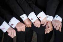 wedding photo - Superhero Cufflinks, Superhero Tie Clips, Superhero Tie Bars, Superhero Cuff Links, Superhero Wedding, Superhero Jewelry