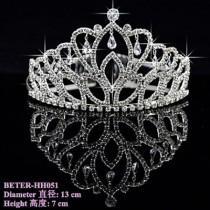 wedding photo -  倍樂禮品®Wedding bride Princess Hair Girl Tiara Crown Birthday HH050