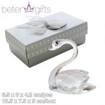wedding photo -  倍樂禮品®Clear Swan bridesmaids Arabic Wedding Door Souvenirs SJ012/A