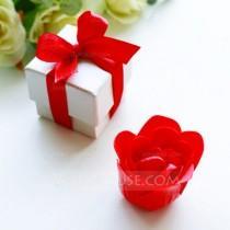 wedding photo -  BeterWedding Red Rose Design Lovely Rose/Flower Design Soaps