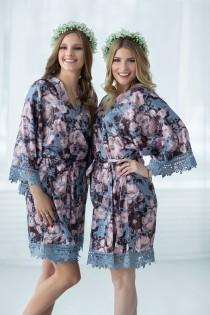 wedding photo - Bridesmaid Robes